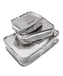 MYTAGALONGS Odessey Packing Pods Silver