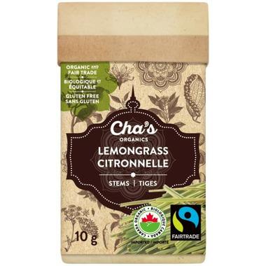 Cha\'s Organics Lemongrass Stems
