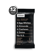 RXBAR Real Food Protein Bar Chocolate Sea Salt Bundle