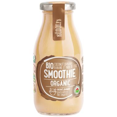 Rudolfs Organic Coconut Banana Smoothie Mind Power