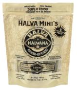 Halvana Halva Mini's Pistachio Snack Bars