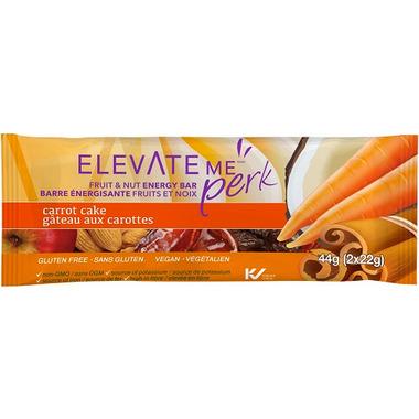 Elevate Me Carrot Cake Bars