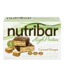 Nutribar High Protein Caramel Nougat Bars