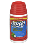 Pepcid Complete Chewable Mint Tablets