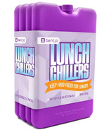 Bentgo Lunch Chillers Ice Packs Set Purple