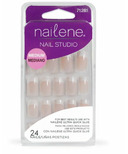 Nailene Nail Studio Artificial Nails Pink