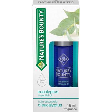 Nature\'s Bounty Essential Oil Eucalyptus