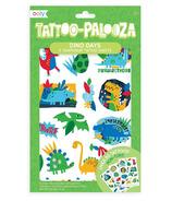 OOLY Tattoo Palooza Temporary Tattoos Dino Days