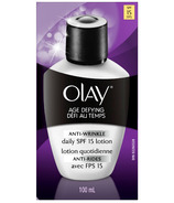 Olay Age Defying Anti-Wrinkle Daily Lotion SPF 15