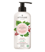 ATTITUDE Super Leaves Natural Hand Soap Red Vine Leaves