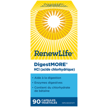 Renew Life DigestMORE HCl