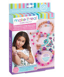 Make It Real Beaded Charm Bracelet Blooming Creativity