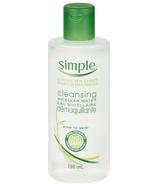 Simple Kind to Skin Micellar Water