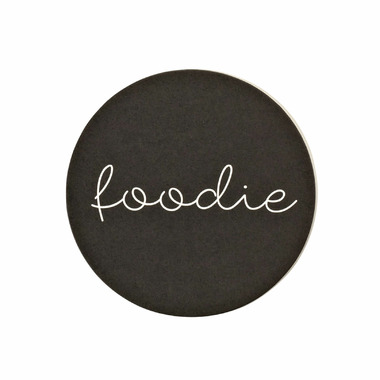Harman Foodie Paper Coaster with Tin