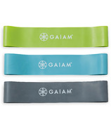 Gaiam Restore Mini Band Kit