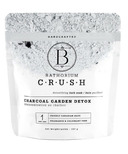 Bathorium CRUSH Charcoal Garden Detoxifying Bath Soak