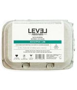 Level Naturals Bath Bombs Eucalyptus + Lime