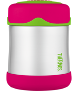Foogo Vacuum Insulated Food Jar Watermelon & Green