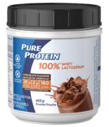 Pure Protein Chocolate 100% Whey Protein Powder