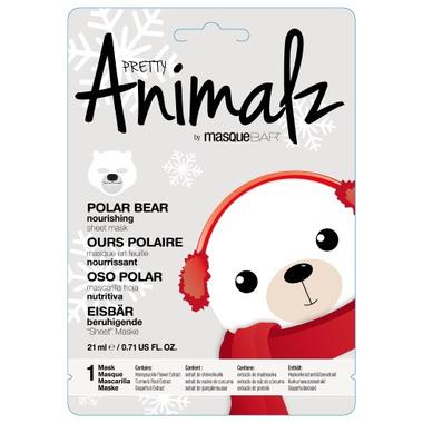 masque BAR Pretty Animalz Polar Bear