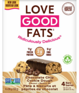 Love Good Fats Chocolate Chip Cookie Dough Bars