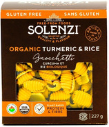 Solenzi Organic Turmeric & Rice Gnocchetti