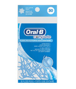 Oral-B Complete Dental Floss Picks Icy Cool Mint