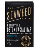 The Seaweed Bath Co. Purifying Detox Facial Bar
