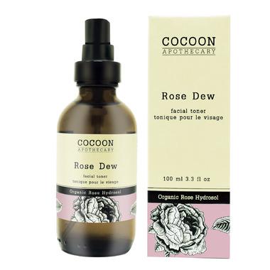 Cocoon Apothecary Rose Dew Facial Toner