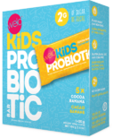 Welo Kids Probiotic Bars Cocoa Banana