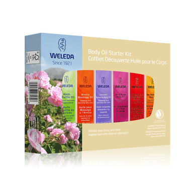 Weleda Body Oil Starter Kit
