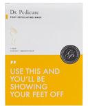 Grace & Stella Co. Dr. Pedicure Foot Mask Lemon