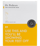 Grace & Stella Co. Dr. Pedicure Foot Mask Lemon