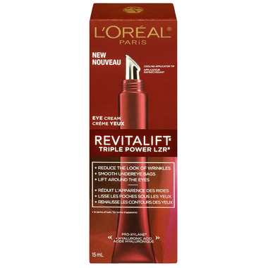 L\'Oreal Revitalift Triple Power LZR Eye Cream
