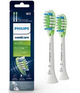 Philips Sonicare Premium White 2pack Brush Heads White