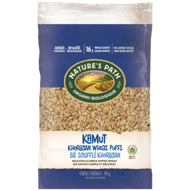 Nature\'s Path Organic Kamut Puffs Cereal