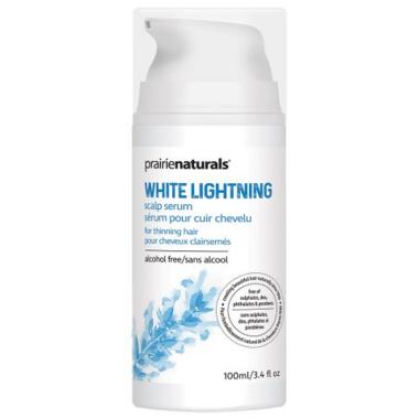 Prairie Naturals White Lightning Scalp Revitalizing Serum