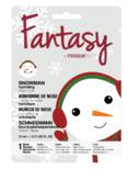 Masque Bar Animalz Holiday Snowman Sheet Mask