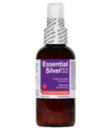 Essential Silver 32 ppm Bio-Active Premium Ionic Silver Fine Mist Spray