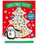 Make Believe Ideas Christmas Cheer Puffy Sticker Book