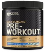 Optimum Nutrition Gold Standard Pre-Workout Blueberry Lemonade