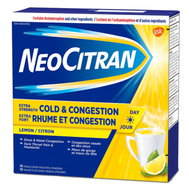NeoCitran Extra Strength Cold & Congestion Day