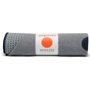Manduka yogitoes Skidless Towels Alchemy Collection Ash Midnight