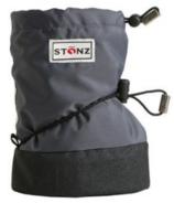 Stonz Grey Booties