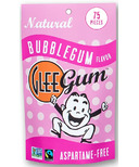 Glee Gum All Natural Bubblegum Gum Bag