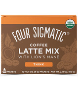 Four Sigmatic Coffee Latte Mix with Lion's Mane