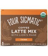Four Sigmatic mélange pour café latté avec cyanée