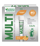 Adrien Gagnon Multi Effervescent Powder Orange