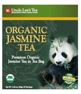 Uncle Lee's Tea Organic Jasmine Tea