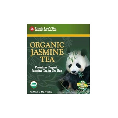 Uncle Lee\'s Tea Organic Jasmine Tea
